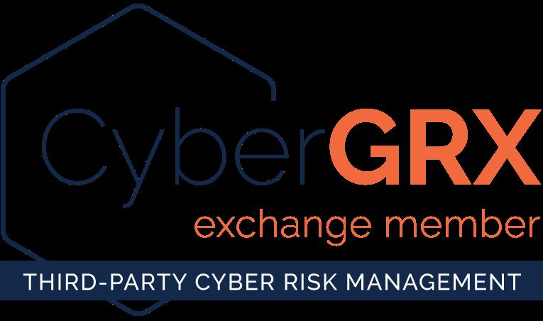 CyberGRX ExchMember_TPCRM- Badge